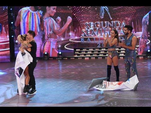 Showmatch - Programa 15/12/17 - Segunda semifinal Bailando 2017
