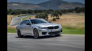 This is the BMW M5 Competition, 625 horsepower