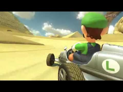 MK8 Bob Omb free for all