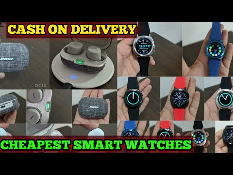 Cheapest SmartWatch|Cash On Delivery