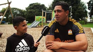 KID INTERVIEWS: Super Rugby launch