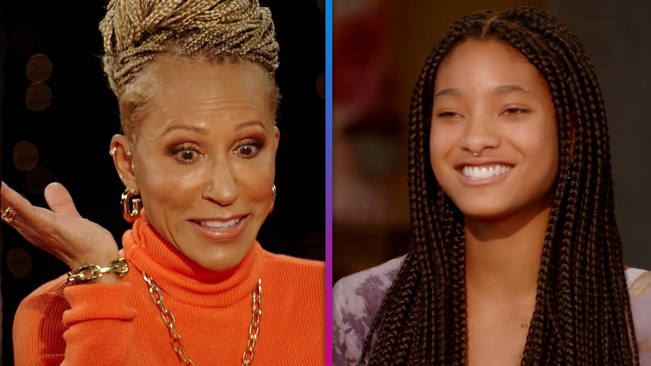 Willow Smith reveals on 'Red Table Talk' she's polyamorous