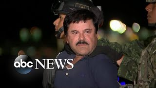 Drug lord El Chapo gets life in prison