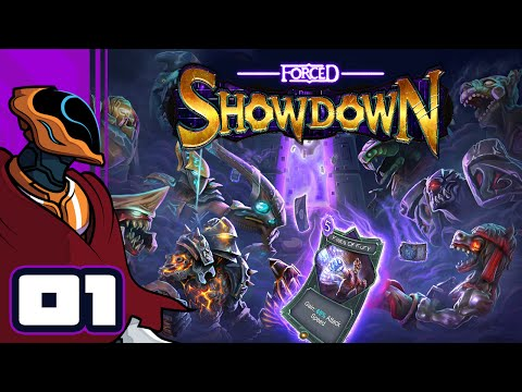 Card-Based Roguelite? Cool - Let's Play Forced Showdown - Gameplay Part 1