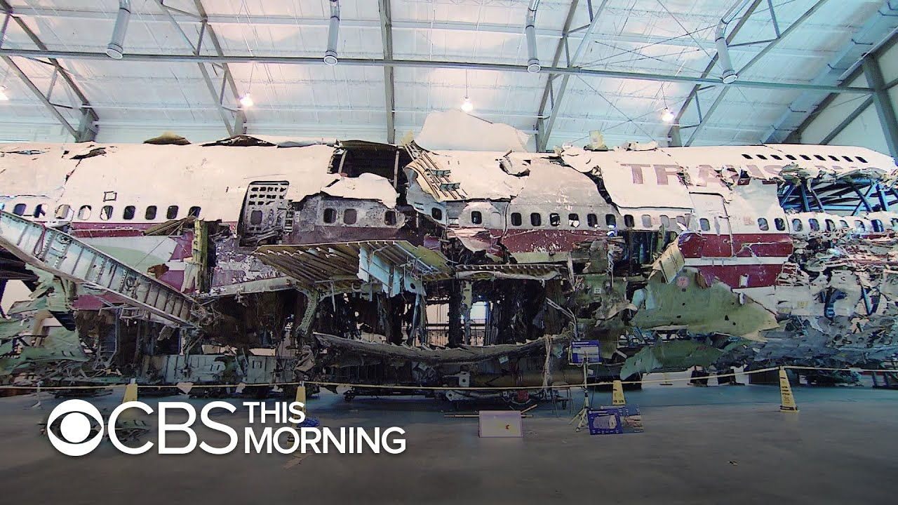 A look back at the TWA Flight 800 explosion, 25 years later