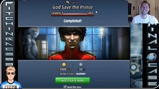 Criminal Case World Edition - Case #1 - God Save the Prince - Chapter 3