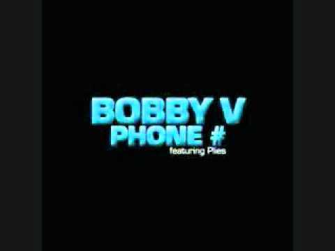 Bobby V ft. Plies- Phone Number