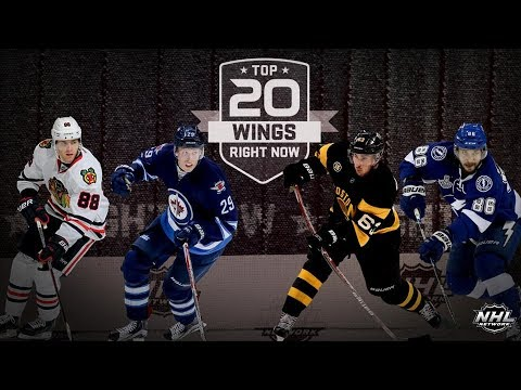 NHL Network's Top 20 Wings Right Now   Aug 19, 2018