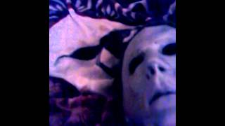 My H2 michael myers mask