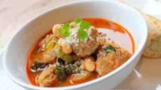 Italian Sausage Soup Recipe