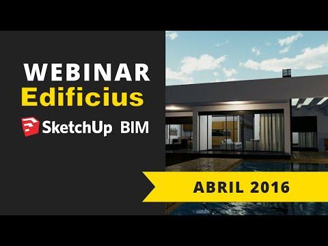 Webinar SketchUp BIM 1 abril 2016
