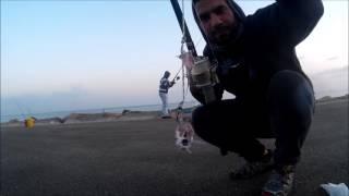 אמיר אסחאק דייג חוף 18.11.15