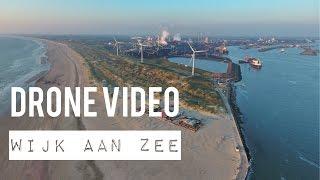 [DRONE VIDEO] Wijk Aan Zee, The Netherlands