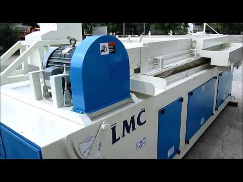 LMC 681 Gravity Table Seed Separator (Lewis M Carter Mfg)