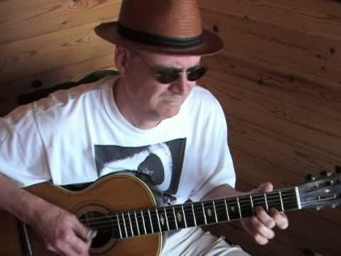 Lightnin' Hopkins Blues in E  -