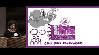 Kaisa Korhonen-Kurki: Suomalaisten yhteiskunnallisen osallistumisen kaksi tulevaisuutta