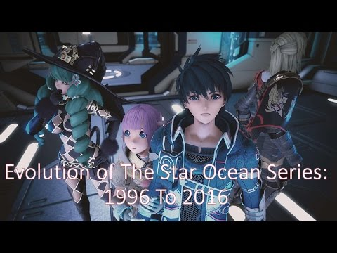 Evolution of The Star Ocean Series: 1996 To 2016