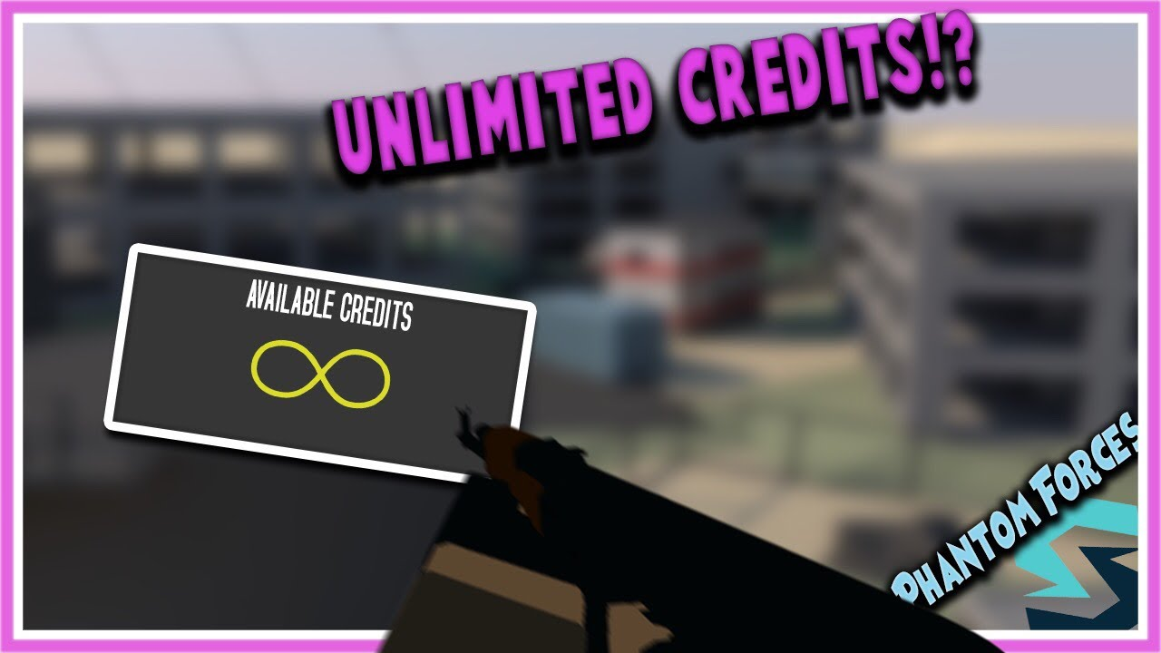 Unlimited Credits In Roblox Phantom Forces Most Expensive Guns