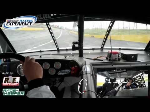 charlotte motor speedway driving experience
