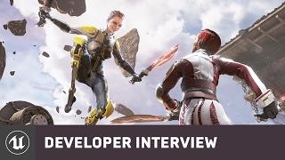 LawBreakers by Boss Key   E3 2016 Developer Interview   Unreal Engine