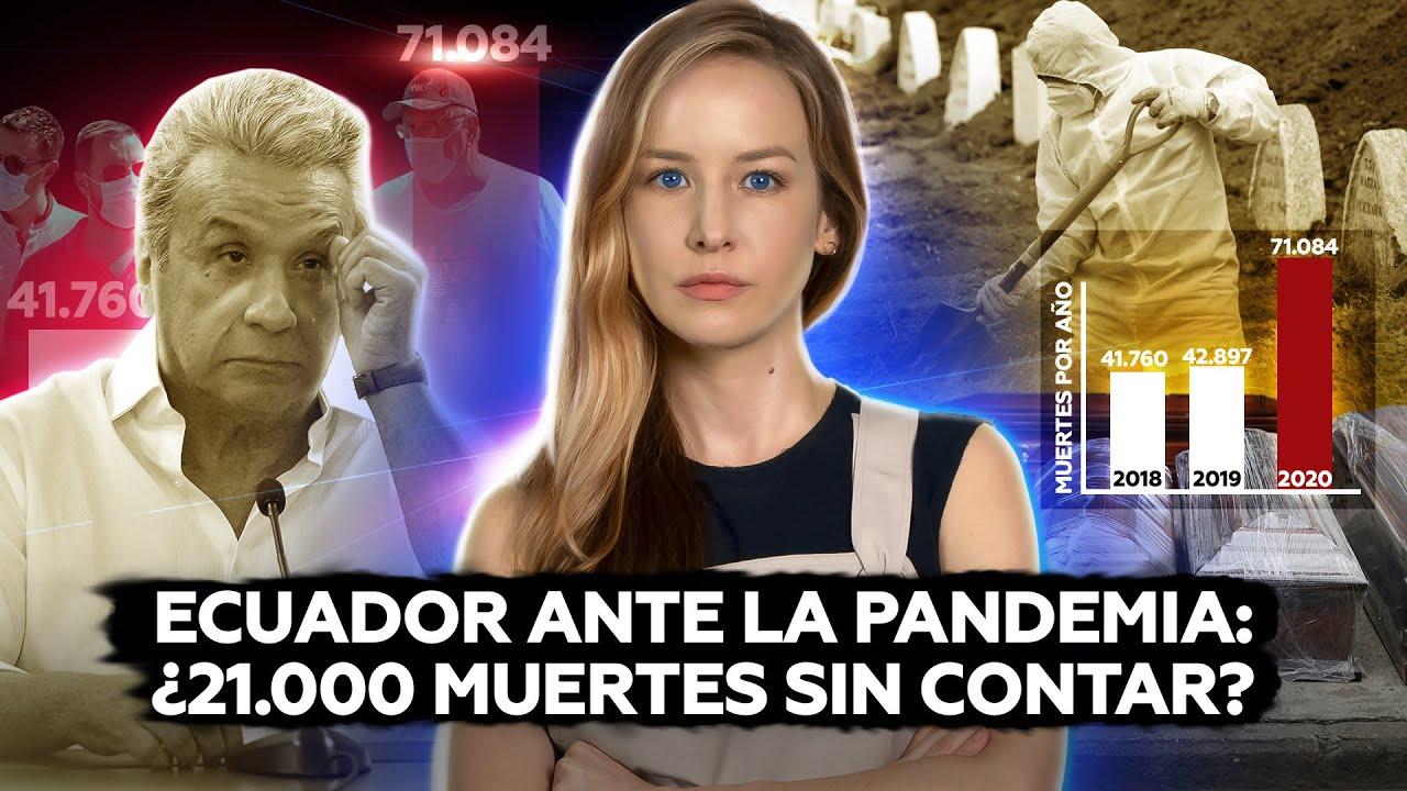 Ecuador: exorbitante (¿e inexplicable?) número de muertos durante la pandemia