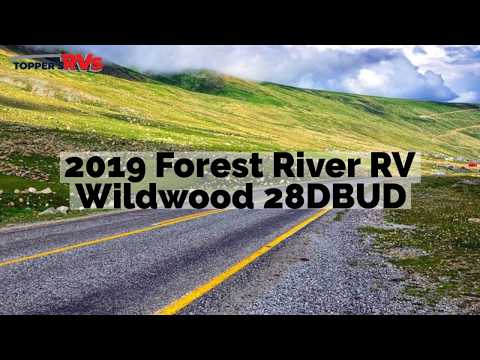 shop-the-2019-forest-river-wildwood-28dbud-travel-trailer-for-sale-in-waller,-tx