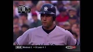 2000 MLB: Yankees at Royals