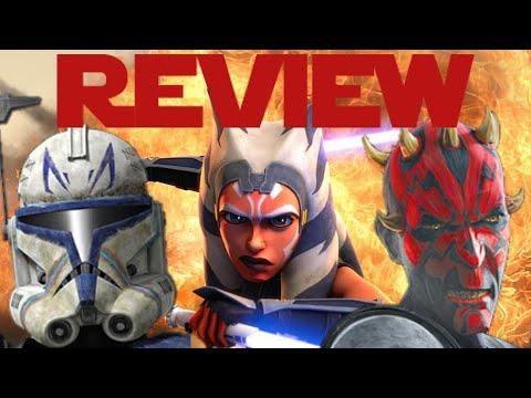 Download Star Wars The Clone Wars Season 7 - Worth the Wait?