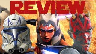 Star Wars The Clone Wars Season 7 - Worth the Wait?