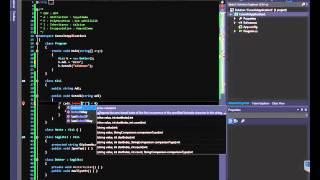 Visual Studio ve Azıcık OOP Nesne Yönelimli Programlama 1