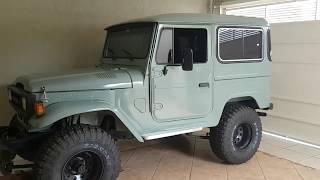 Toyota Bandeirante jeep curto 1991!!!