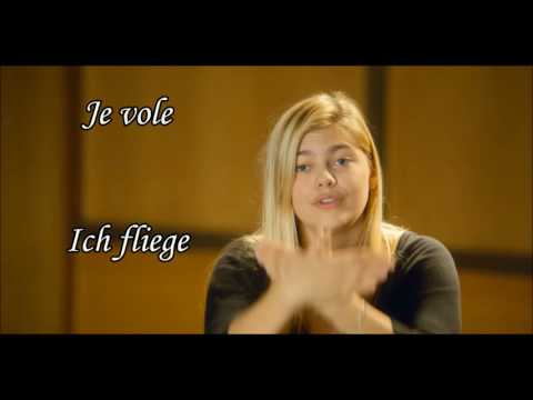 JE VOLE| Louane lyrics in French/German| ICH FLIEGE| Deutsche Übersetzung
