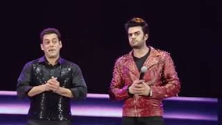 DaBangg - Manish Paul & Salman Khan QnA - Revel Events HK