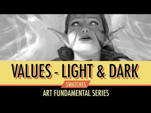 Art Fundamentals: Values