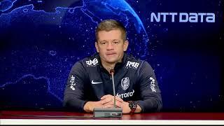 Conferință de Presă - Cristian Moldovan - CFR Cluj - FCSB (4-1), Etapa 7