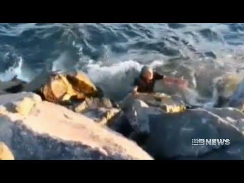 South Mole Accident | 9 News Perth