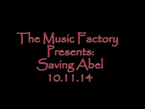 SAVING ABEL - The Music Factory - 10.11.2014