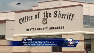 Benton County says Detective Naconnia Cordeiro used her emergency l...