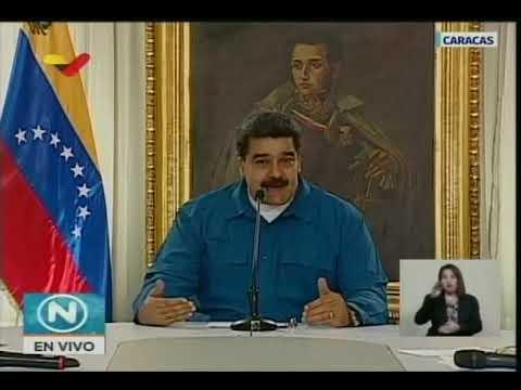 Maduro: En las próximas semanas se comenzarán a cancelar aguinaldos