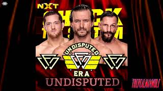WWE NXT: Undisputed (The Undisputed Era) + AE (Arena Effect) [1]