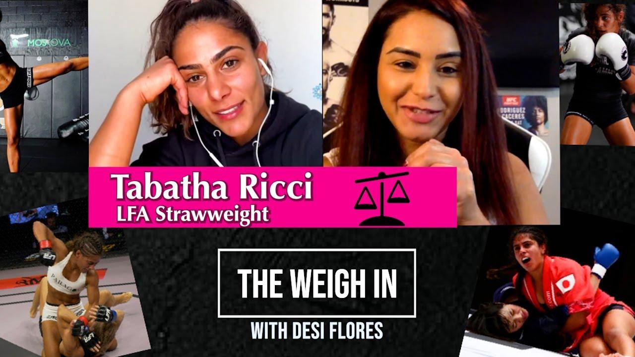 Tabatha Ricci talks about MMA, Judo & Seiza