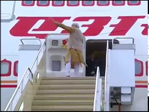 PM Modi leaves for Tokyo from Kyoto