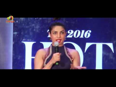 Priyanka Chopra Reacts To Deepika Padukone's Refusal To Dance With Her | IIFA 2016 | Mango News