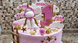 Кремовый торт Торт от Кати Сборка торта
