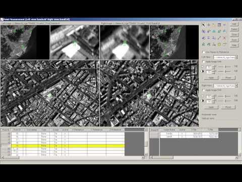 Imagine Photogrammetry (LPS)