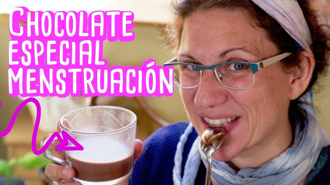 ☕ Chocolate para el dolor menstrual