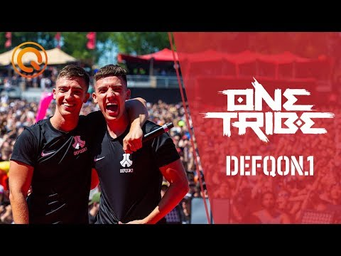 Sound Rush | Defqon 1 Weekend Festival 2019 - YouTube