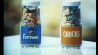 Flintstones & Chocks (Publicité Québec)
