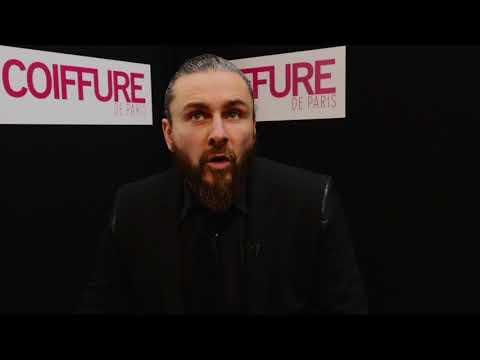 Interview De Raphael Perrier Par Coiffure De Paris Youtube