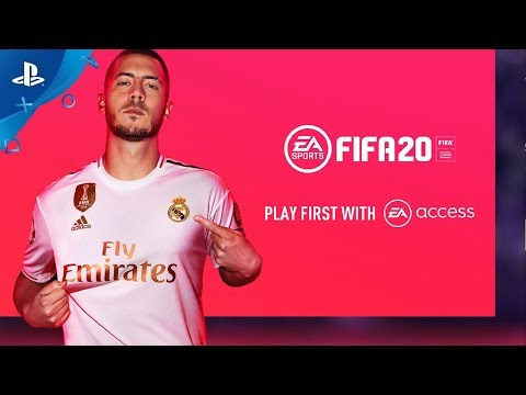 FIFA 20 - Play First With EA Access | PS4